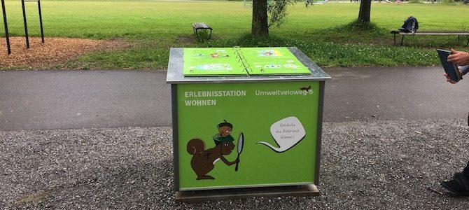 Erlebnisstation in Zürich eröffnet